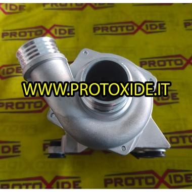 Pompa acqua motore elettrica 12V in alluminio con controller integrato Pompe acqua elettriche