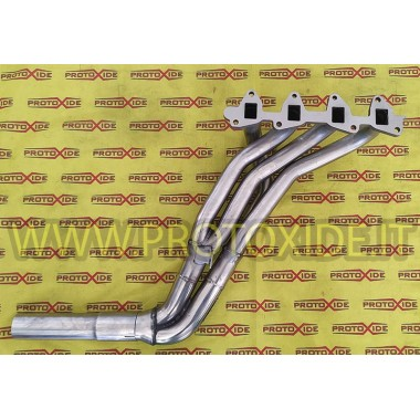 Suzuki Samurai exhaust manifold with Vitara 1600 8V engine Steel manifolds for aspirated engines