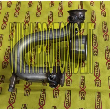 copy of Downpipe елиминира разтоварване FAP BMW 320 E92 Downpipe Turbo Diesel and Tubes eliminates FAP