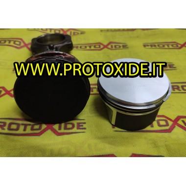 Pistones moldeados Minicooper R53 para motor volumétrico Pistones automáticos forjados