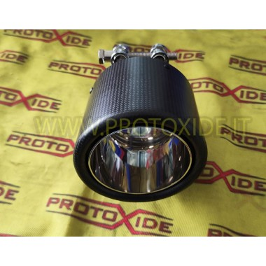 copy of Finalino double for smart 600 Exhaust mufflers and tip terminals