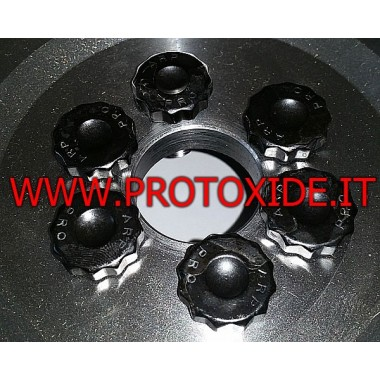 Șuruburi de volant întărite Fiat Coupe Turbo 20v 12mm Bolțurile forțate ale volantului