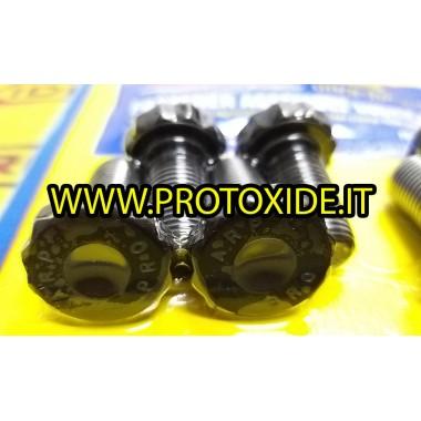 Wzmocnione śruby koła zamachowego Fiat Coupe Turbo 20v 12mm Wzmocnione śruby koła zamachowego