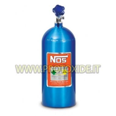 copy of Cilindro de óxido nitroso NOS aluminio USA 280gr. vacía Cilindros para óxido nitroso