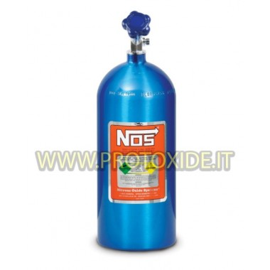copy of Nitrous oxide cylinder NOS aluminum USA 280gr. empty Cylinders for Nitrous Oxide