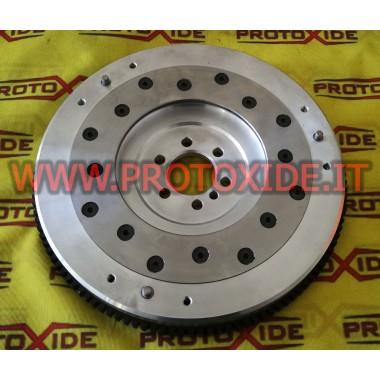 copy of Volano in alluminio alleggerito Fiat Punto 1.200 8v Fire 2009 in poi Volants d'acer