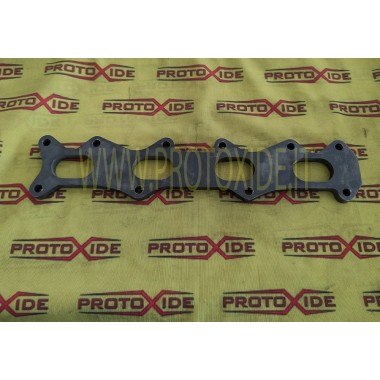 copy of Flange Head Fiat sporting 1.2 16v 1a series Flanges exhaust manifolds