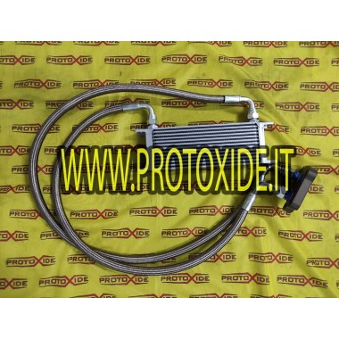 Kit Radiatore olio per Mini Cooper R53 COMPLETO di piastra Radiatori olio maggiorati