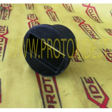 copy of Ακροφύσιο μετρητή για τρύπα 52 mm για το ορθογώνιο όργανο μέτρησης ProtoXide Υποδοχές οργάνων και πλαίσια για όργανα