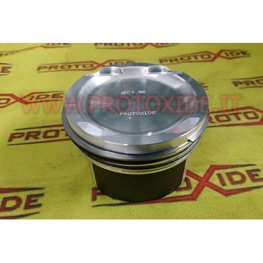 copy of Forged printed pistons Opel Calibra 2000 Turbo Forged Auto Pistons
