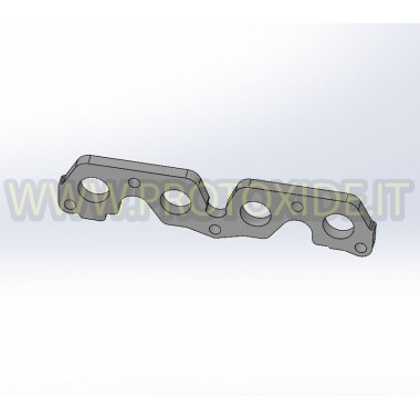 Exhaust manifold flange Renault Clio RS 1600 Turbo