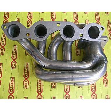 copy of Lancia Delta 8v Turbo Uitlaatspruitstuk Stalen manifolds voor Turbo benzinemotoren