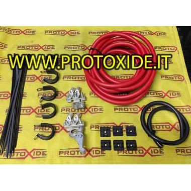 Bielle GrandePunto,500 Abarth 400hp 1 tipo Καλώδια μπαταρίας