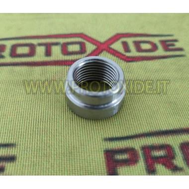簡易溶接ブッシュ付きラムダプローブ用コネクタ センサ、熱電対、ラムダプローブ
