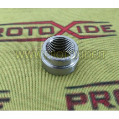 Simplified welding socket for lambda probe Sensors, Thermocouples, Lambda Probes