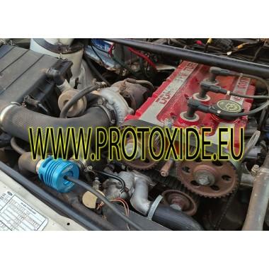 Valvola Pop Off Protoxide Escort - Sierra Cosworth 2000 Turbo a sfiato esterno Valvole PopOff e adattatori