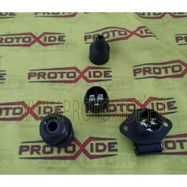 copy of Conector de alimentación macho Bosch y conector de alimentación hembra de 2 vías Conectores eléctricos automotrices