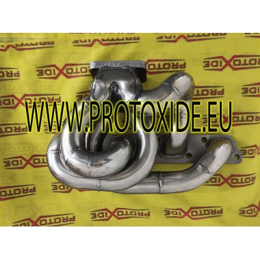 copy of Minicooper R53 exhaust manifold for turbo conversion Stainless steel manifolds for Turbo Gasoline engines
