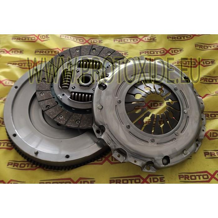 Kit Volano Acciaio monomassa Frizione rinforzata Fiat Tipo 1600 MJET 120hp 356 TDiesel motore 55260384 MultiJet Kit volano ac...