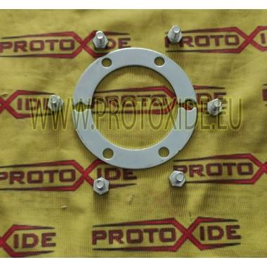 Fermi ghiere semilune di fissaggio corasse turbocompressore chiocciola di scarico Garrett GT - GTX Accessori per Turbo