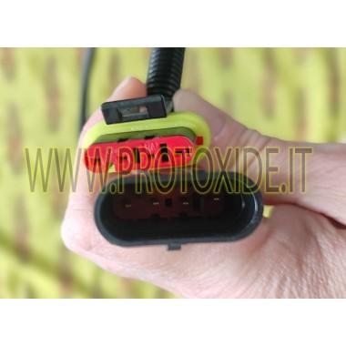 copy of アウディVwのための配線 コントロールユニットのコネクタとコントロールユニットのケーブル接続