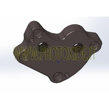 copy of Porte-filtre pour radiateur d'huile Nissan Patrol 3300 turbo SD33T 110hp Prise en charge de filtre à huile et accesso...