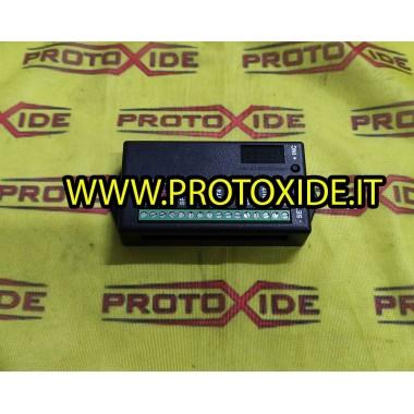 copy of Módulo para la lectura correcta del tacómetro en motores de 1 a 16 ilindri La instrumentación electrónica varía