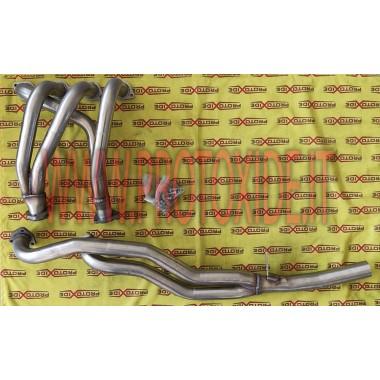 Udstødningsmanifold Alfa 75 Twin Spark 2000 aspireret 4-2-1 148hk rustfrit stål Stål manifolds til aspirerede motorer
