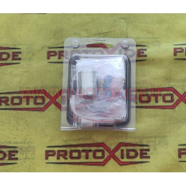 Bleeding bright light to nitrous Spare parts for nitrous oxide systems