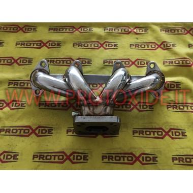Colector de escape de acero Turbo conversion Fiat 500-600 Fire engine Colectores de acero para motores Turbo Gasoline