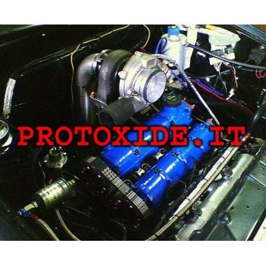 Poleas de árbol de levas ajustables para Fiat Bravo 1600 16v Poleas de motor ajustables y poleas de compresor