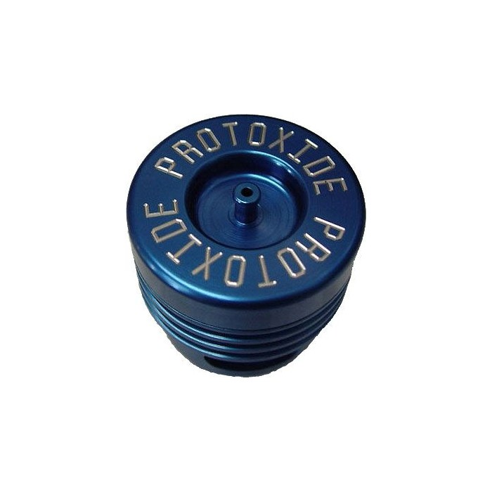 Valvola Pop Off Protoxide a sfiato esterno doppia molla attacco 34mm Valvole PopOff e adattatori