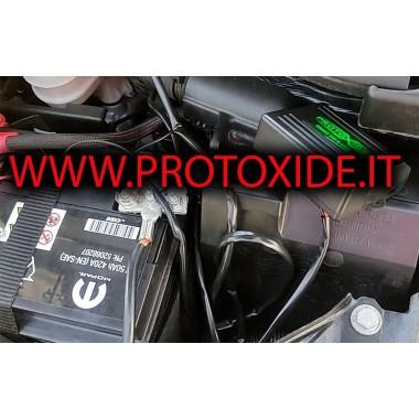 copy of KOMPLETNÍ bezdrátová sada pro výfuk Ferrari 360 Ventily vyfukují výfukový ventil