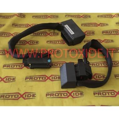 Extension for Nissan 350Z Control unit connectors and control unit cabling