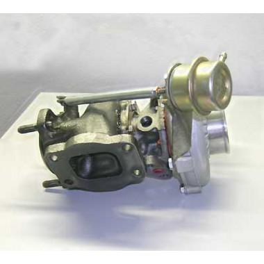 Turbokompresors Lancia Delta Integrale 16V Ev. Sākotnējie turbokompresori