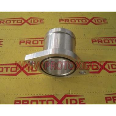 Cone adapter met 2 gaten voor GT28 turbo Accessoires Turbo