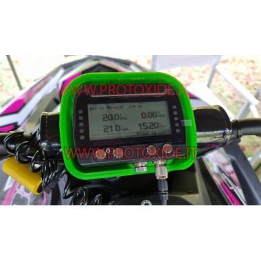 Cruscotto digitale per SEA-DOO CAN BUS con acquisizione dati e GPS integrato Cruscotti Digitali