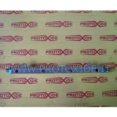 Flauto iniettori alluminio Sea-do Moto d'acqua motori 1500 e 1630 Flauti maggiorati per iniettori