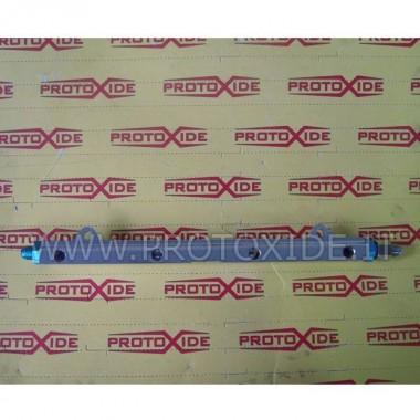 copy of Flute injectors Mitsubishi Lancer Evo Billet fuel rails