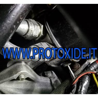 Adattatore sandwich per radiatore olio Ford Escort Cosworth - Sierra 2000 16v Turbo Supporti filtro olio e accessori per radi...