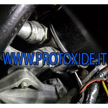 copy of Sandwichadapter til Fiat-Alfa-Lancia benzin og Jtd dieselmotoroliekøler Understøtter oliefilter og olie køligere tilb...