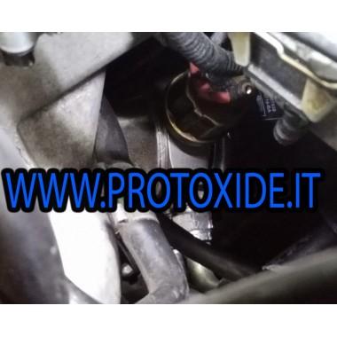 copy of Adaptador sándwich para enfriador de aceite de motor diésel y gasolina Fiat-Alfa-Lancia Soporta filtro de aceite y ac...