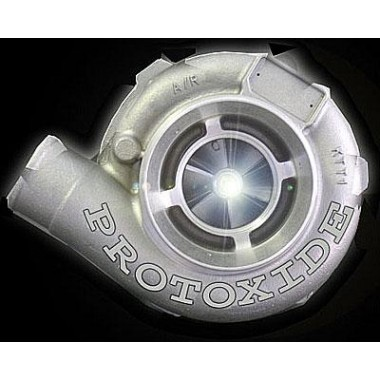 Turbocompressore GT SERIES su doppi cuscinetti