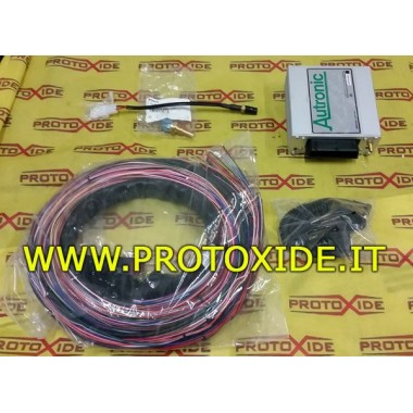 copy of Unidad de control Autronic con cableado instalable en cilindros Fiat COUPE TURBO 20V 5 Unidades de control programables