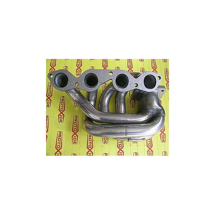 Colector de escape de acero Lancia Delta 2000 8v Turbo Colectores de acero para motores Turbo Gasoline