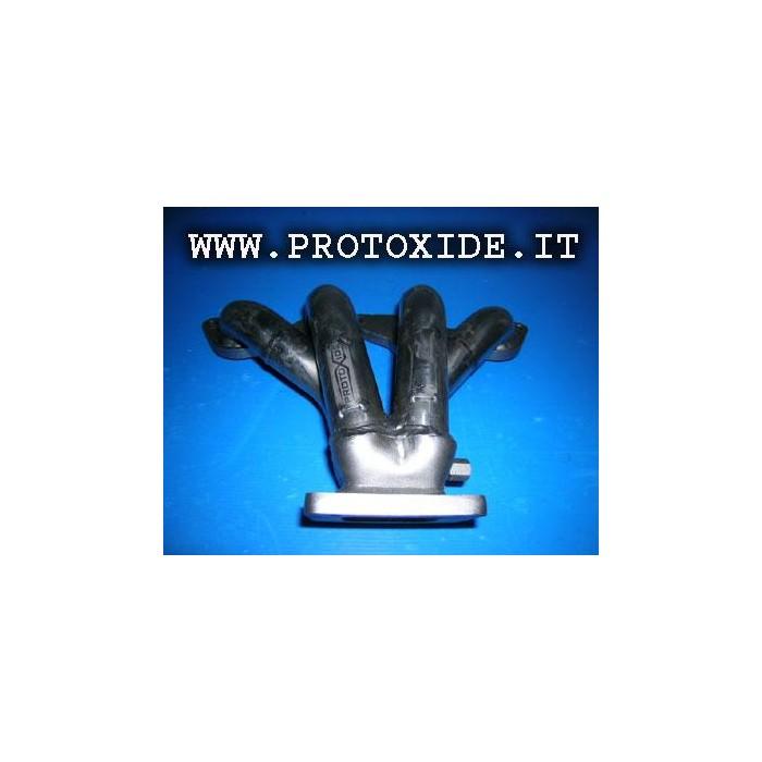 Lancia Beta Montecarlo Turbo Exhaust Manifold - T3 Produkter kategorier