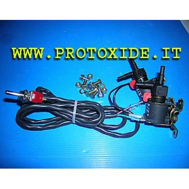 Overboost elektronisk 3-position Boost Controll
