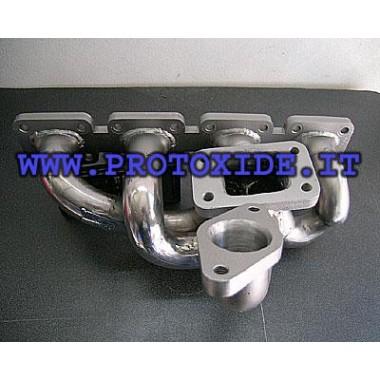 Collettore scarico acciaio Ford Escort - Sierra Cosworth 2000 POSIZIONE ORIGINALE Collettori in acciaio per motori Turbo Benzina