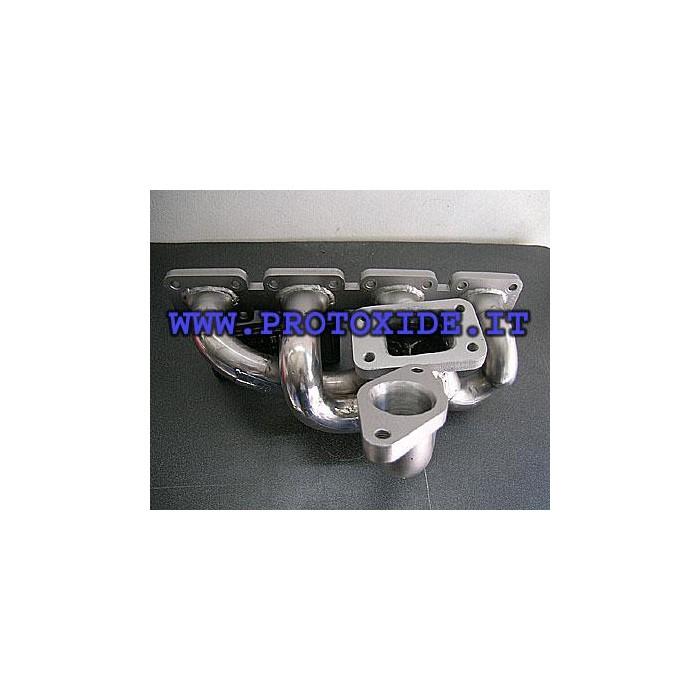 Výfukové potrubí Ford Escort - Sierra Cosworth 2000 ORIGINÁLNÍ POLOHA Ocelové rozdělovače pro turbodieselové motory
