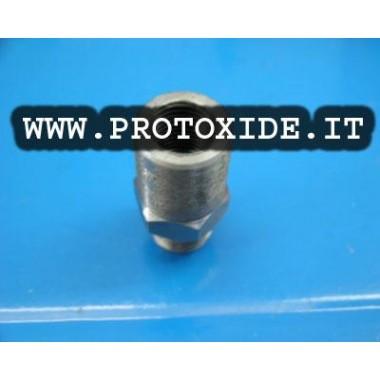 Raccordo restrittore olio per turbocompressori GT - GTX Garrett Accessori per Turbo